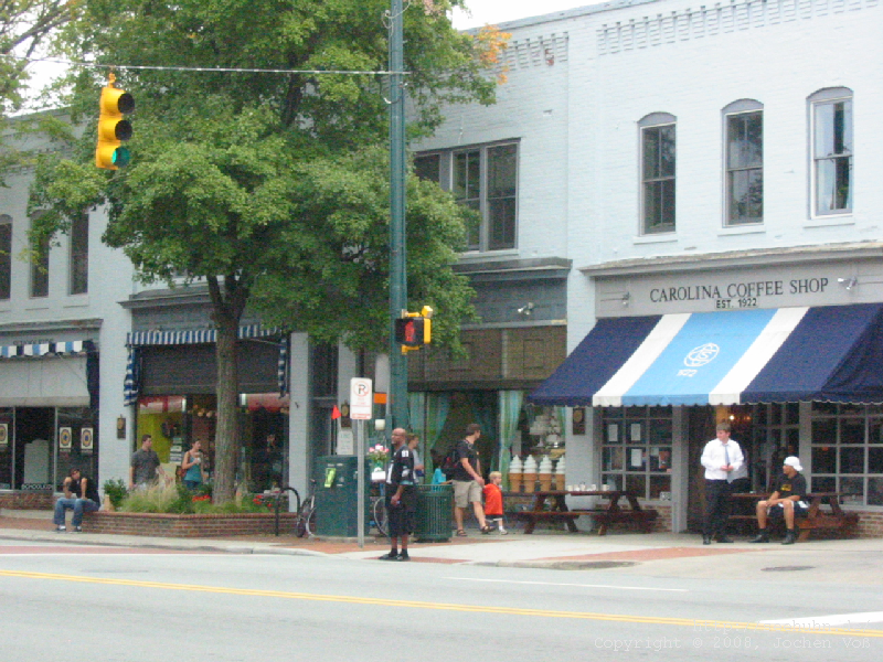 [Carolina Coffee Shop]