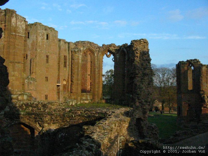 [Kenilworth Castle I]