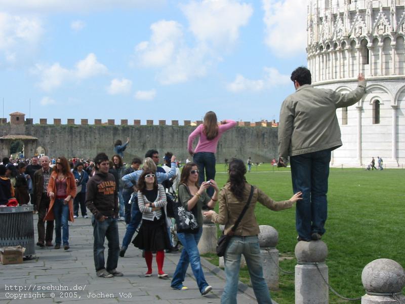 [Tourists]